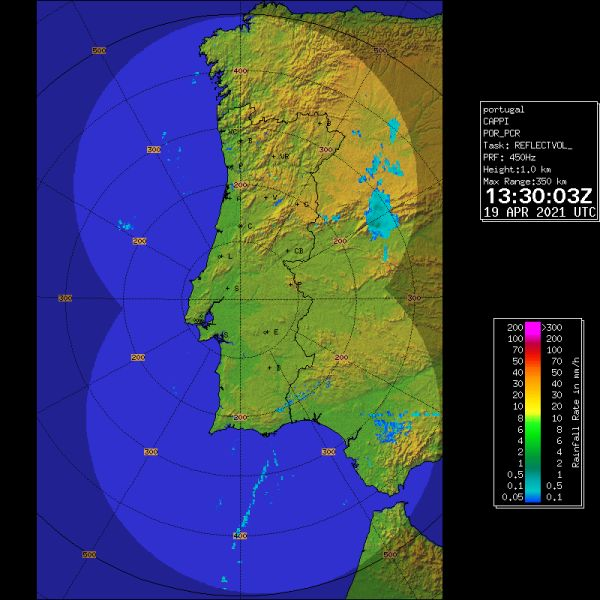 Radar de lluvia